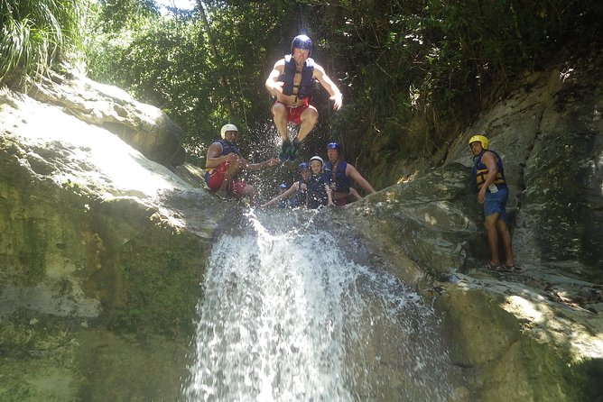 27 Waterfalls of Damajagua Tour from Cabarete, Sosua and Puerto Plata