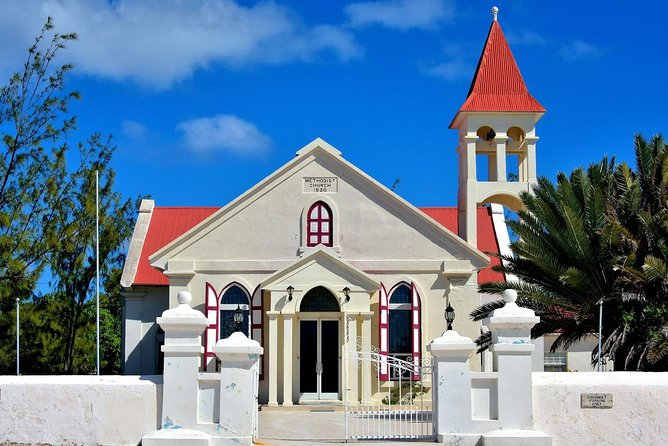Historical tour of Grand Turk