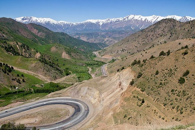 "Fergana - ""Golden Valley"" from Tashkent"