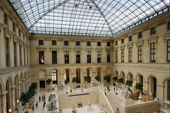 Paris Premium : Amazing Evening At The Musée du Louvre photo 7