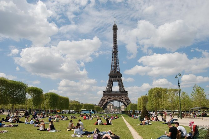 Skip The Ticket Line Eiffel Tower, French Crepe Tasting & River Cruise