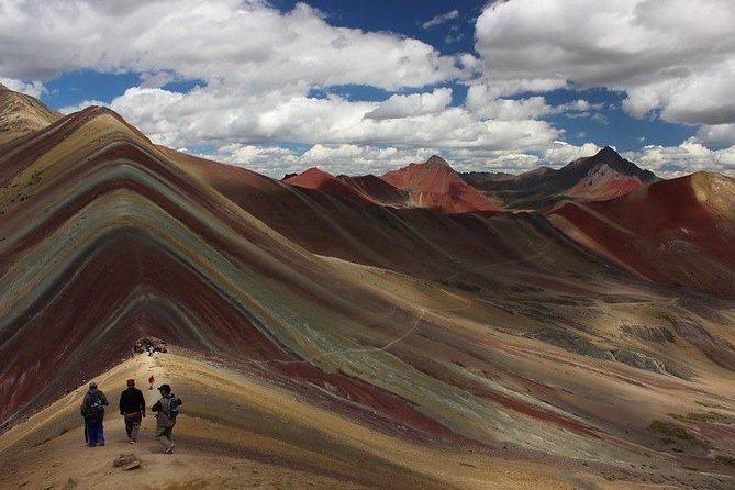 Mountain colors or Rainbow Mountain