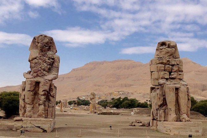 Tour to the Valley of the Kings, Hatshepsut Temple and, Colossi of Memnon photo 2