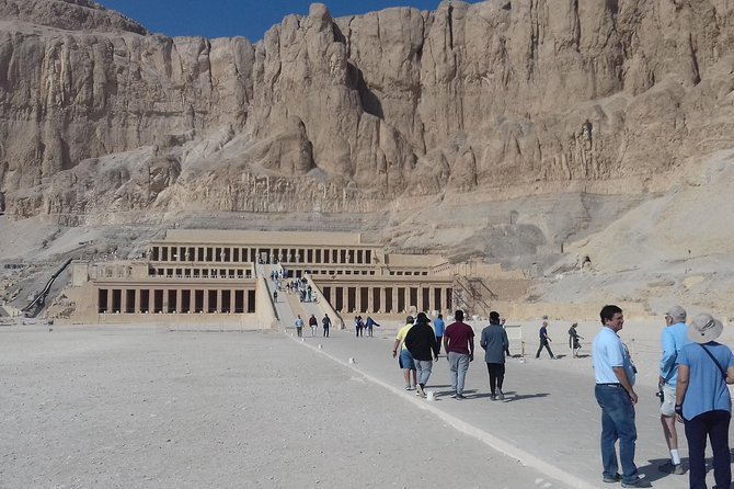 Tour to the Valley of the Kings, Hatshepsut Temple and, Colossi of Memnon photo 7