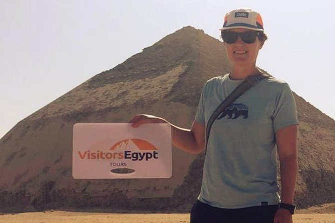 Day Tour at The Pyramids, Sakkara, Dahshur photo 7