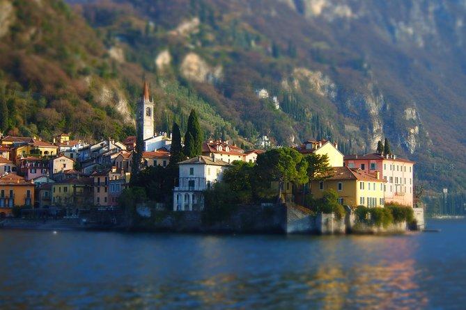 Lake Como - Varenna and Bellagio Full-day Private Tour