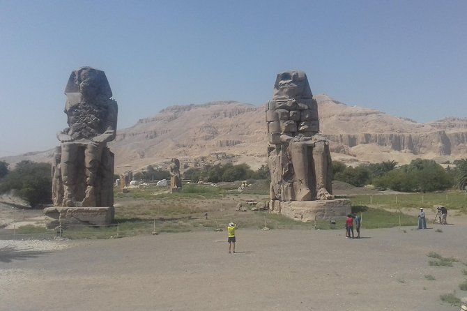 Tour to the Valley of the Kings, Hatshepsut Temple and, Colossi of Memnon photo 4