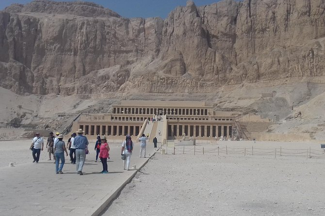 Tour to the Valley of the Kings, Hatshepsut Temple and, Colossi of Memnon photo 3