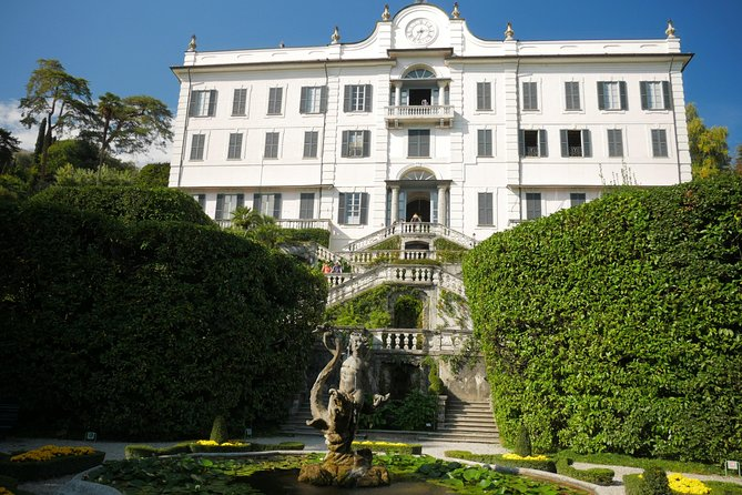 Lake Como: Villa Carlotta and Bellagio private full-day tour