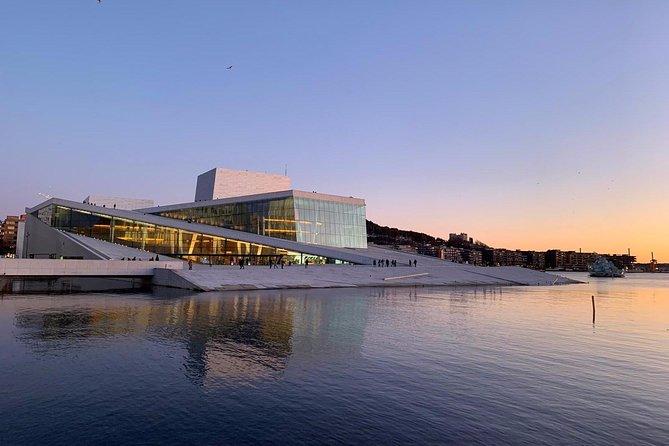 Oslo: The Fjord City