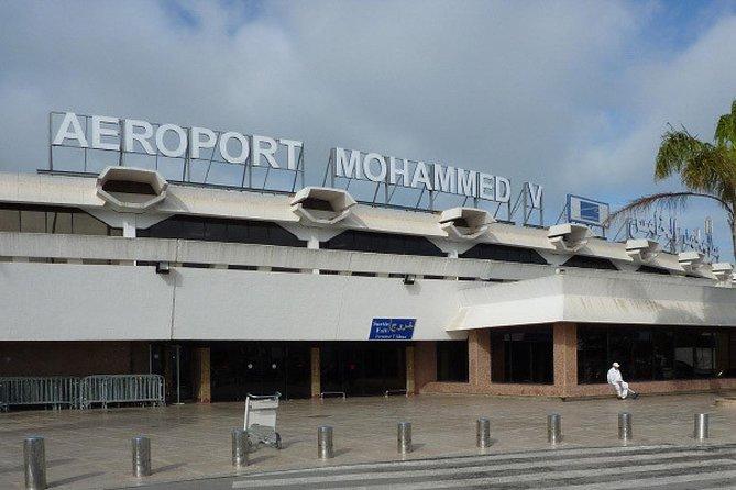Marrakech to Casablanca airport private transfer