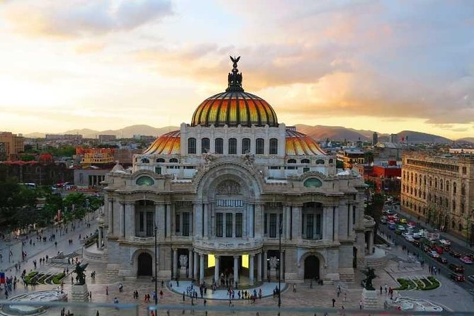 Private Tour in Mexico City Downtown | Anthropology Museum | Chapultepec Castle