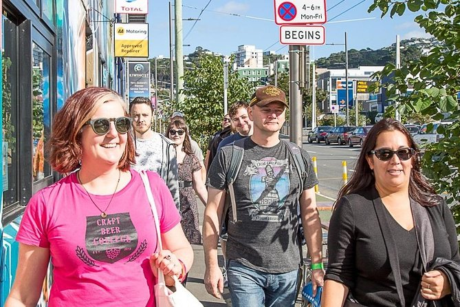 Wellington Craft Beer Tour