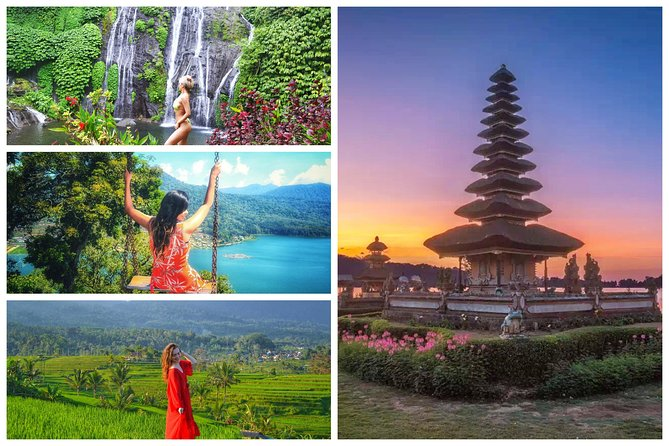 The Most Beautiful Instagramable Tour of Northern Bali