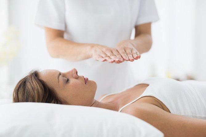 Reiki Healing Session