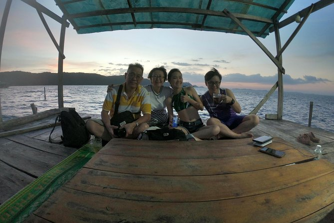OnBird - PRIVATE Speedboat Trip to Untouched Dragon Beach, Forest, Sunset Meal photo 33