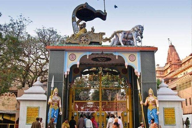 Pilgrimage Tour, Mathura Vrindavan Package 4 Days from Delhi