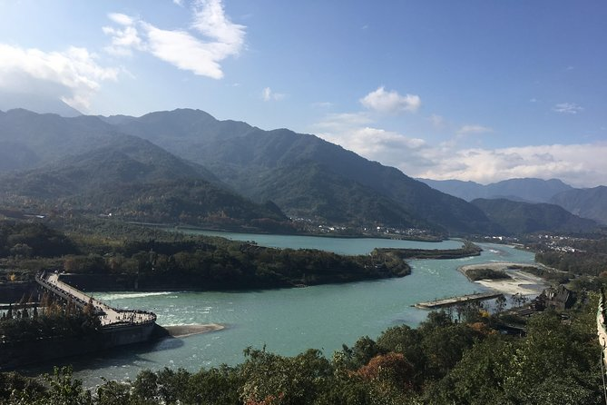 Qingcheng Mountain and Dujiangyan Irrigation System Day Trip from Chengdu photo 3