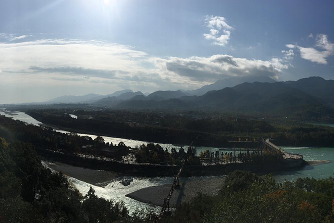 Qingcheng Mountain and Dujiangyan Irrigation System Day Trip from Chengdu photo 7