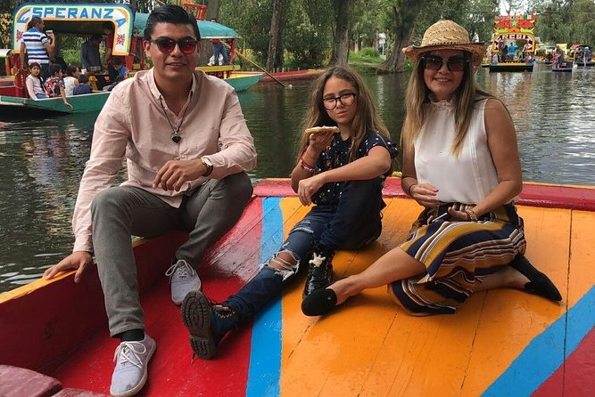 Coyoacán, Frida Kahlo and Xochimilco Private Tour