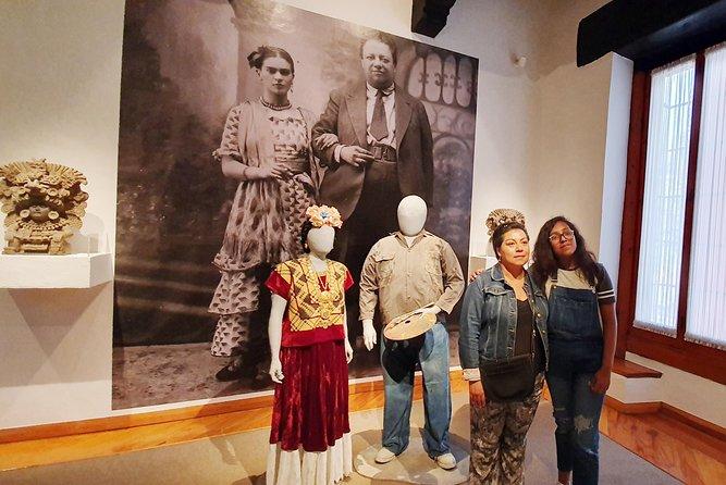 Xochimilco, Coyoacán and Frida Kahlo