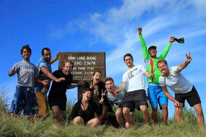 Trek On Langbian Mountain