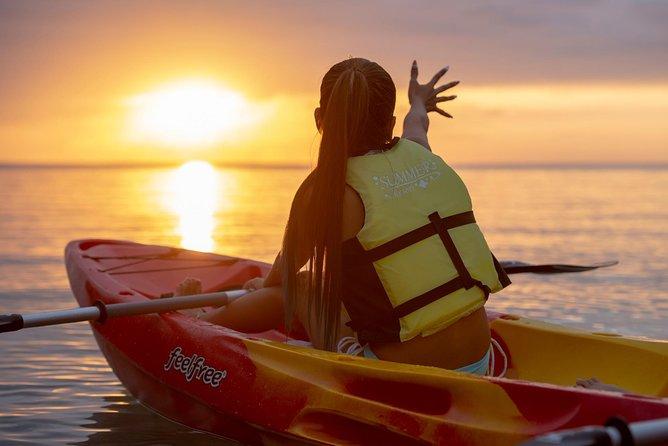 Miyakojima / Sunset Kayak Tour