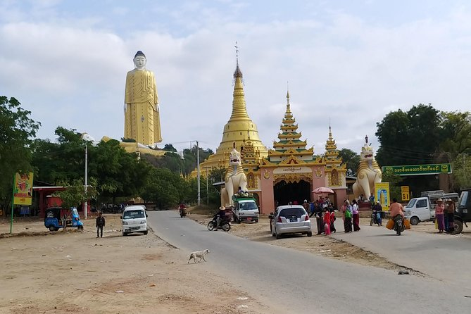 Monywa Day Return Tour from Mandalay