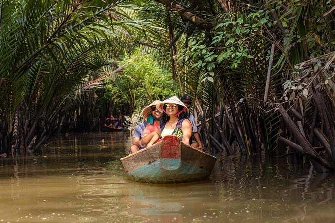 Full-Day Countryside Tour in Mekong Delta with Hotel Pickup