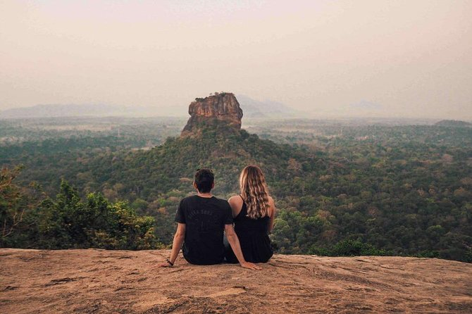 Day Tour from Kandy to Sigiriya, Cave temple & Pidurangala Rock