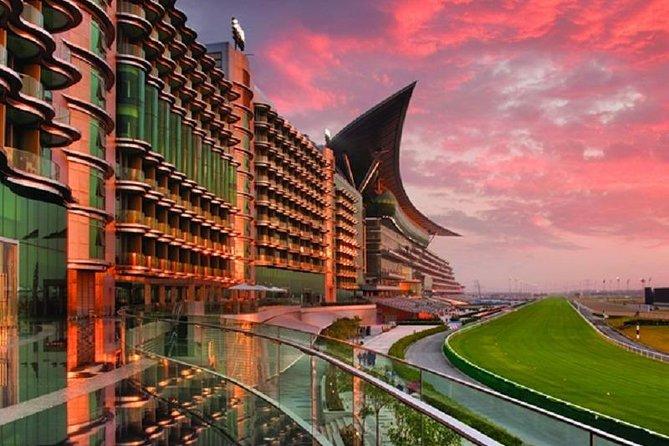 Horses Stables & New Dubai Tour