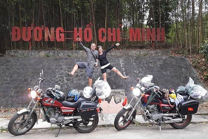 Hoi An to Hue via Ho Chi Minh trail on motorbike – 2 days 1 night private tour