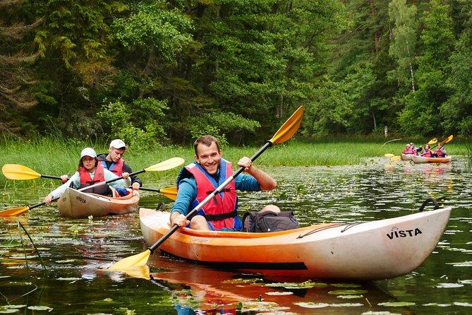 Buka Kayak Tour | Aukštaitijos national park | Lithuania