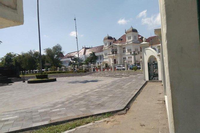 Yogyakarta Day Historical Walking Tour