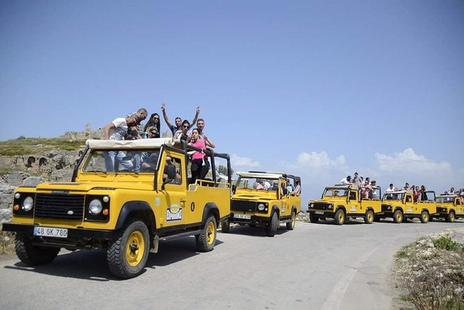 Famous Experience: Jeep Safari from Fethiye
