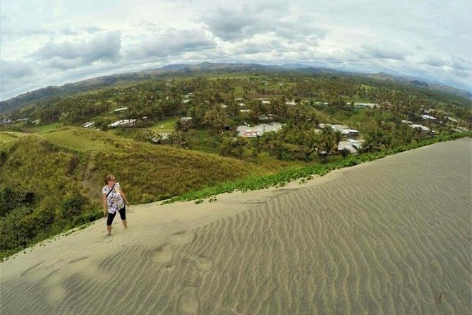 Kula Wild Adventure Park Tour, Sigatoka Sand Dunes Tour & Tavuni Hill Fort Tour