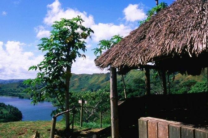 Kula Wild Adventure Park Tour, Sigatoka Sand Dunes Tour & Tavuni Hill Fort Tour