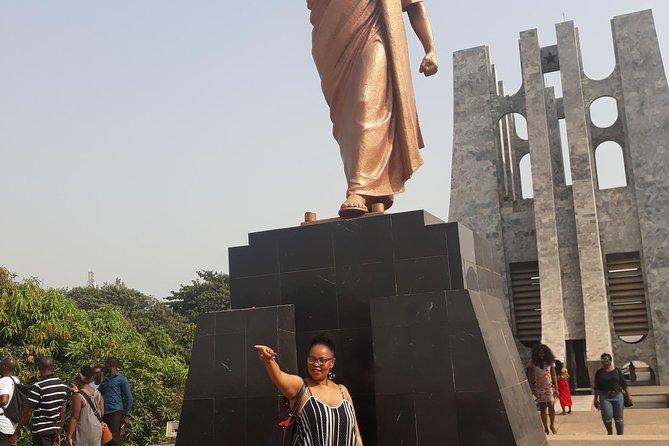 1 Day Accra Tour