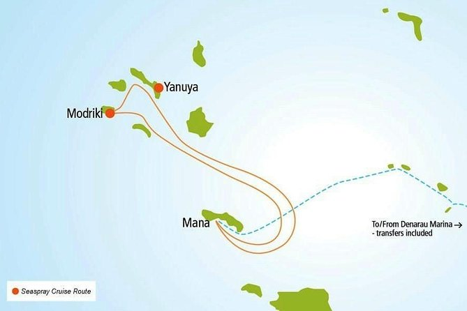 Visit Two Seaspray Islands Sailing Tour | remote island Village | Includes Lunch