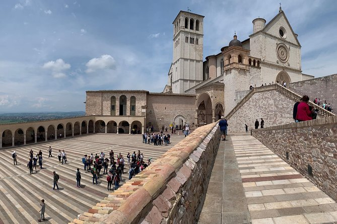 Assisi Tour from Florence