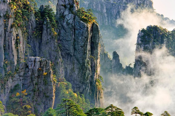 Seat-In-Coach: Huangshan Day Tour (The Yellow Mountains)