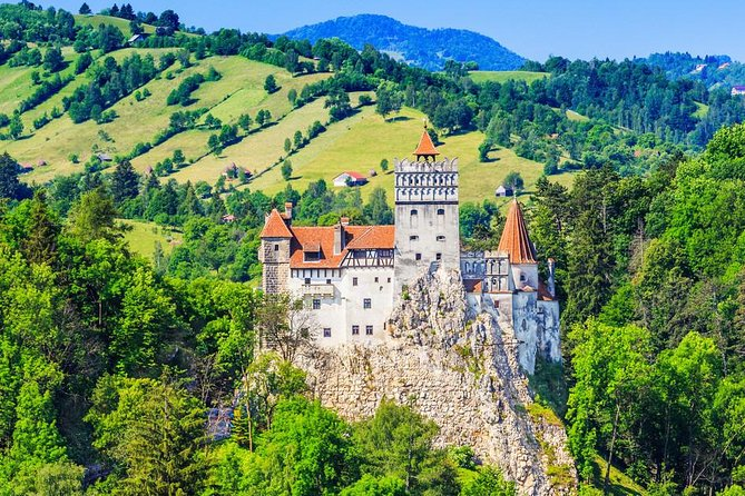 Peles Castle - Cantacuzino Castle - Brasov - Private Tour Experience