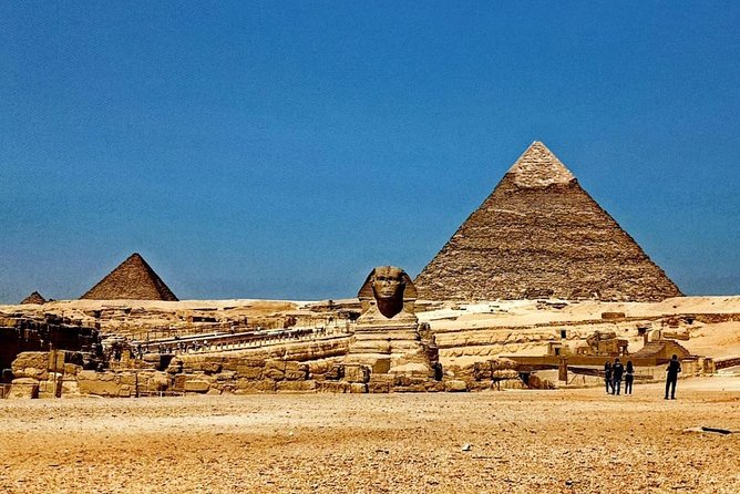 Half day tour to the pyramids and the sphinx