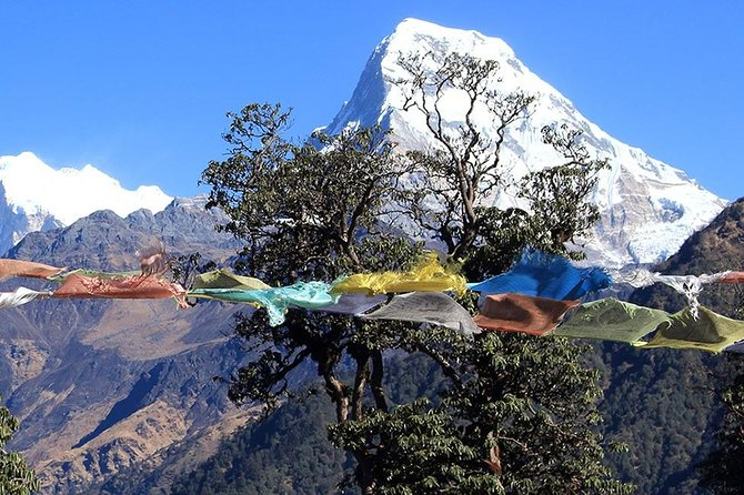 Kathmandu Pokhara Ghorepani Poon Hill 9Days