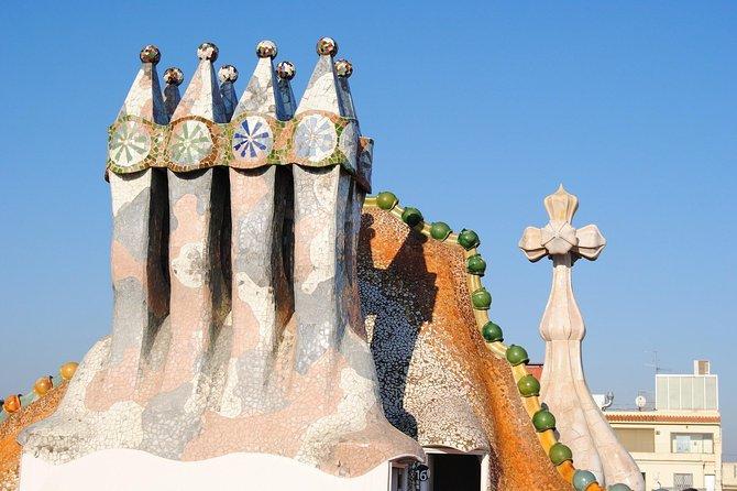 Skip the Line: Casa Batlló & La Pedrera Plus Chocolate Tasting