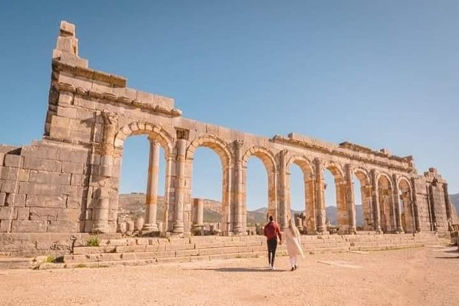 Volubilis, Moulay Idress and Meknes Day Tour from Fez