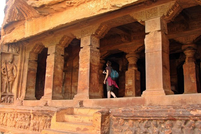 6-Day Private Hyderabad to Bijapur, Badami & Hampi Tour