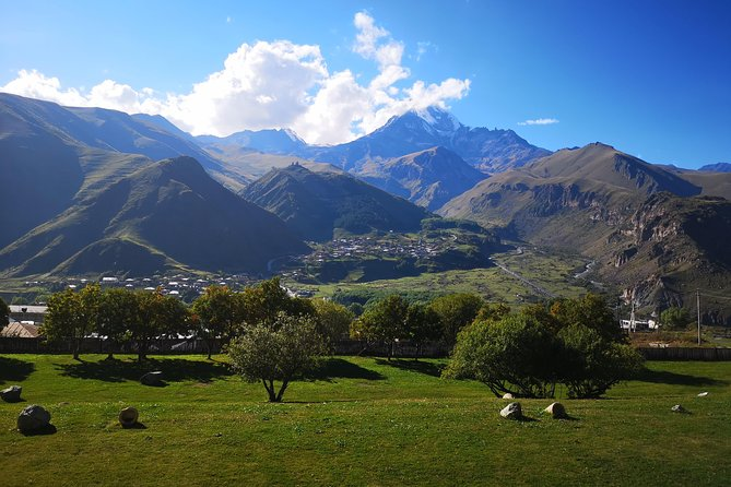 Ananuri - Gudauri - Kazbegi Private Full Day Tour from Tbilisi