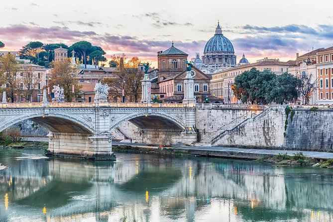 Rome in Half Day: City Centre Walking tour and Vatican Museum Guided Tour