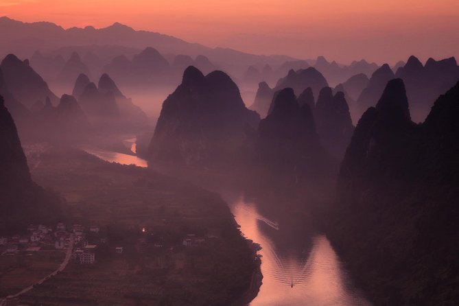 Guilin one day must-go photography tour